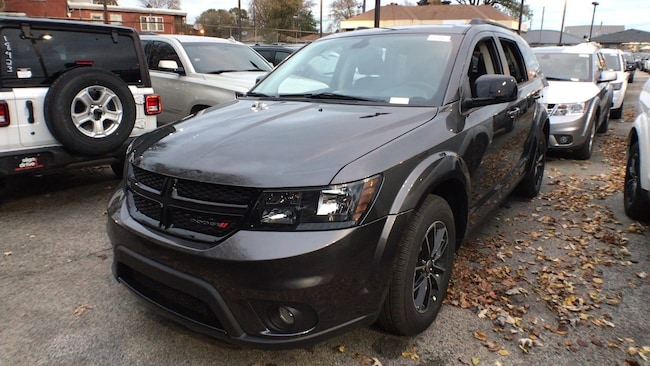 New 2018 Dodge Journey V6 VALUE PACKAGE Sport Utility for sale in Chicago, IL