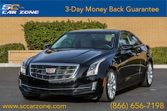 2015 CADILLAC ATS 2.0L Turbo Luxury Coupe