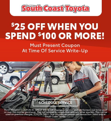 $25 Off When you Spend $100 or More!