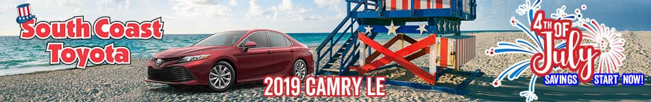 2019 Camry