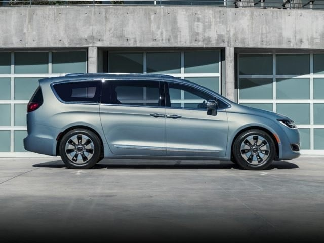 All New 2019 Chrysler Pacifica Hybrid Vans For Sale In Gilroy Ca