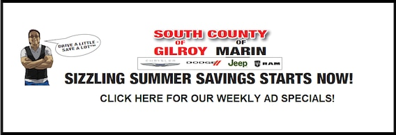 South County Chrysler Dodge Jeep Ram FIAT | Gilroy CA