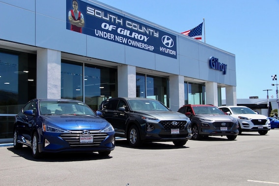 New Used Hyundai Sedans Suvs Car Dealer Gilroy Ca