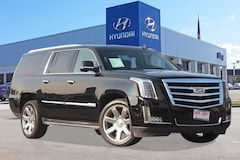 Used 2018 Cadillac Escalade ESV Luxury SUV for Sale in Gilroy CA