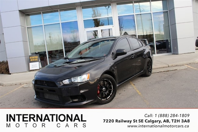 2009 Mitsubishi Lancer Evolution EVO MR! LOW KMS! MINT! Sedan