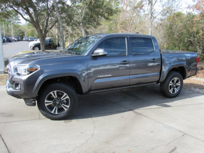 2017 Toyota Tacoma TRD Sport Double Cab 5 Bed V6 4x2 Automatic Truck Double Cab