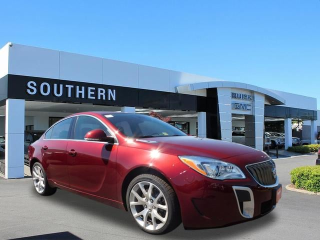 New 2017 Buick Regal Gs For Sale In Virginia Vin 2g4gt5gx0h9163752