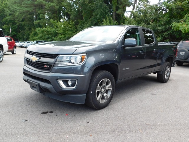 Certified Used 2016 Chevrolet Colorado Z71 For Sale In Va Vin