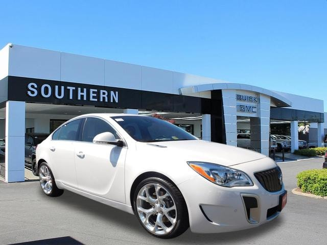 New 2017 Buick Regal Gs For Sale In Virginia Vin 2g4gu5gx1h9139828