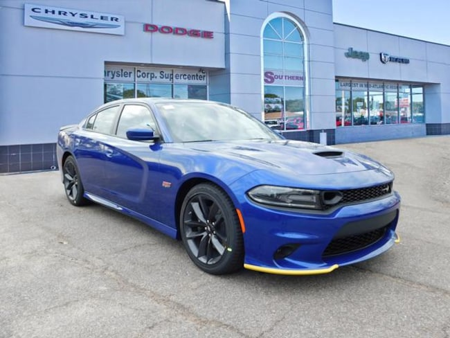 New 2019 Dodge Charger SCAT PACK RWD Sedan in Norfolk