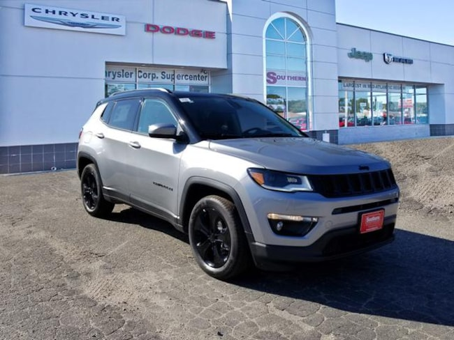 New 2019 Jeep Compass ALTITUDE FWD Sport Utility in Norfolk
