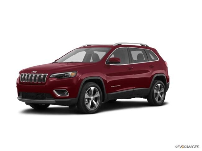 New 2019 Jeep Cherokee LATITUDE PLUS 4X4 Sport Utility in Norfolk