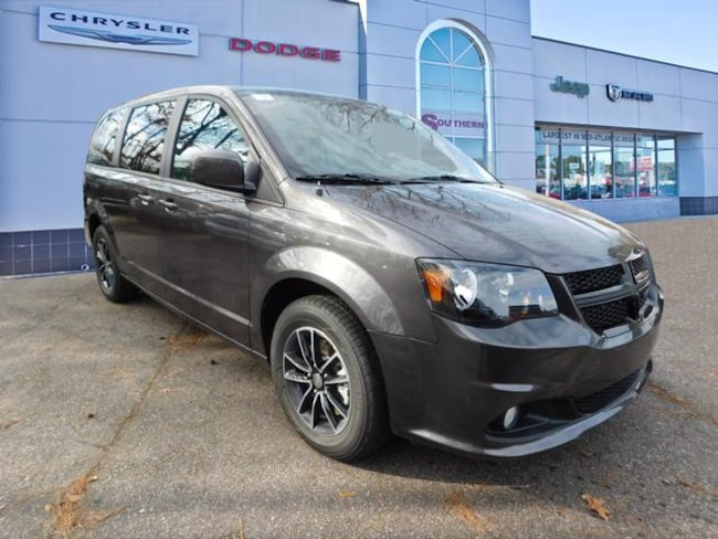 New 2019 Dodge Grand Caravan SXT Passenger Van in Norfolk