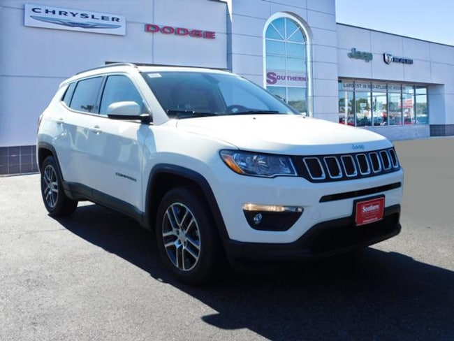 New 2019 Jeep Compass SUN & WHEEL FWD Sport Utility in Norfolk
