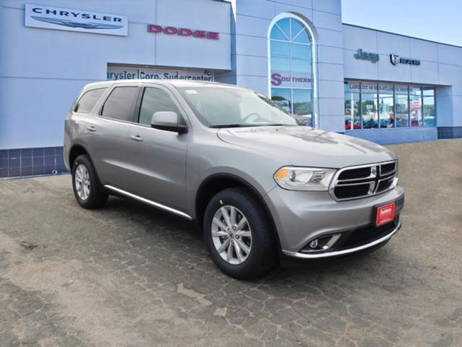 New 2019 Dodge Durango SXT AWD Sport Utility in Norfolk