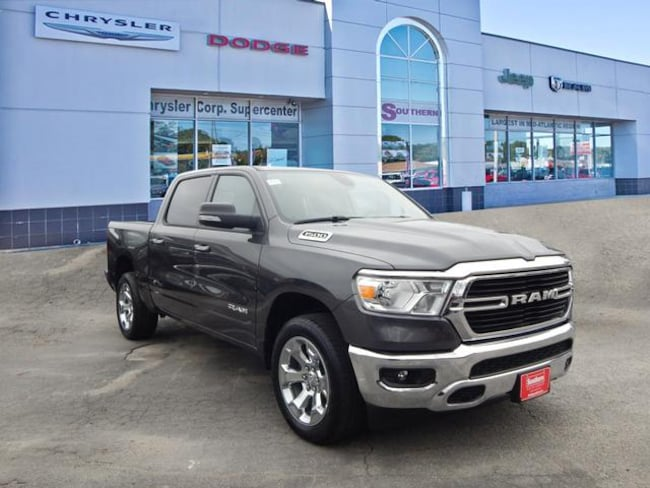 New 2019 Ram 1500 BIG HORN / LONE STAR CREW CAB 4X2 5'7 BOX Crew Cab in Chesapeake