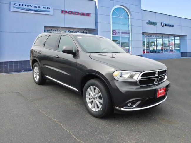 New 2019 Dodge Durango SXT PLUS RWD Sport Utility in Norfolk