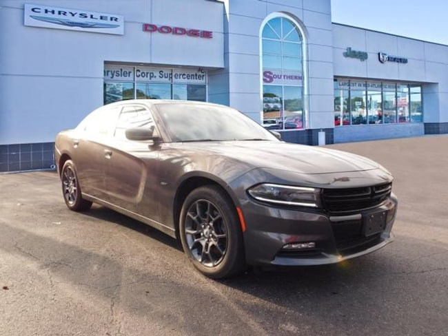 Used 2018 Dodge Charger GT Sedan