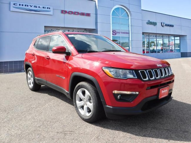 New 2019 Jeep Compass LATITUDE FWD Sport Utility in Norfolk