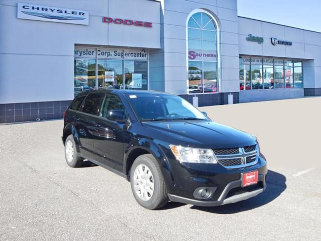 New 2018 Dodge Journey V6 VALUE PACKAGE Sport Utility in Chesapeake