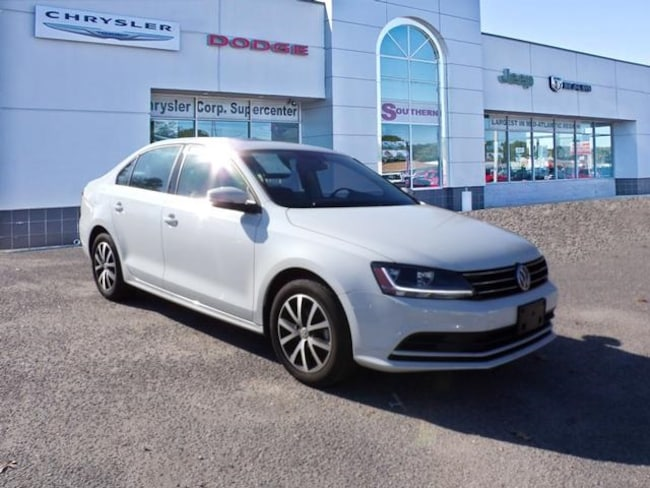 Used 2017 Volkswagen Jetta 1.4T SE Sedan in Chesapeake