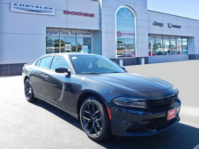 New 2019 Dodge Charger SXT RWD Sedan in Norfolk