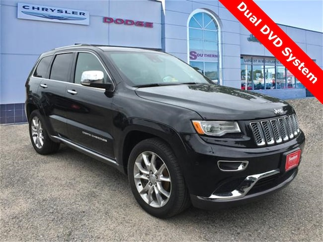 2016 Jeep Grand Cherokee Summit RWD SUV