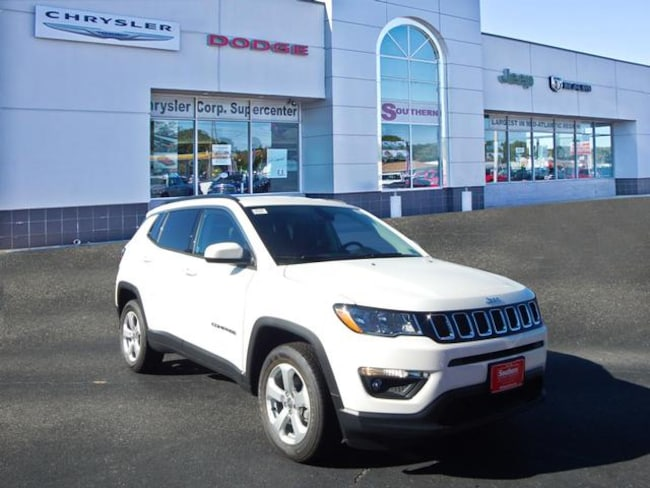 New 2019 Jeep Compass LATITUDE 4X4 Sport Utility in Norfolk
