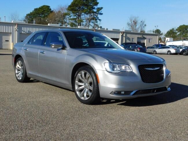 Used 2018 Chrysler 300 Limited Sedan
