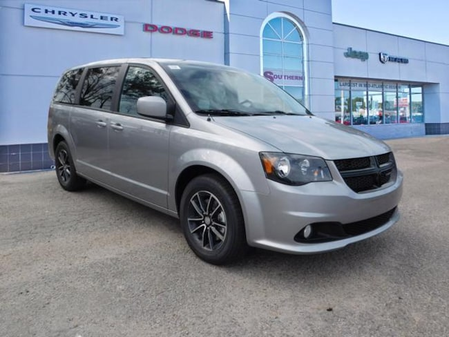 New 2019 Dodge Grand Caravan SXT Passenger Van in Chesapeake
