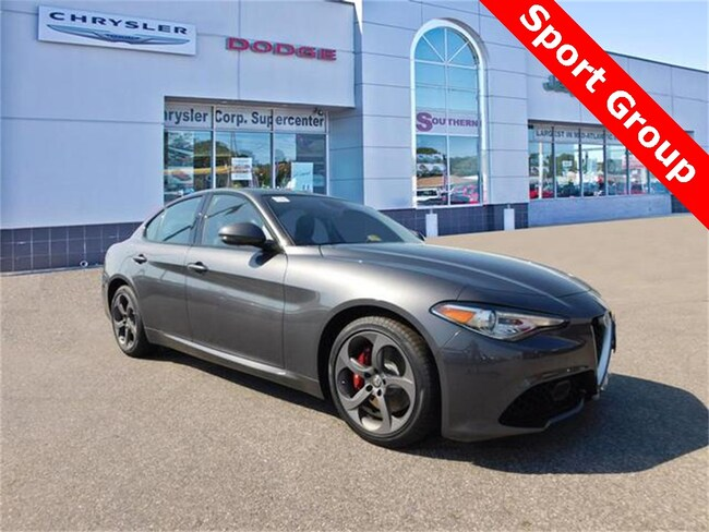 Used 2017 Alfa Romeo Giulia Base Sedan in Chesapeake