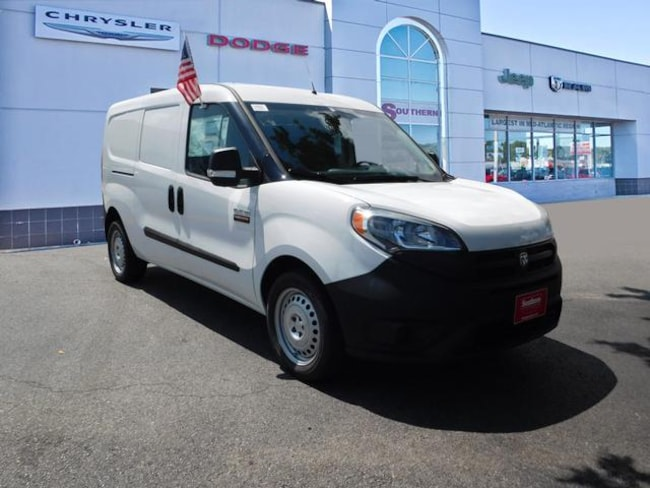 New 2018 Ram ProMaster City TRADESMAN CARGO VAN Cargo Van in Norfolk