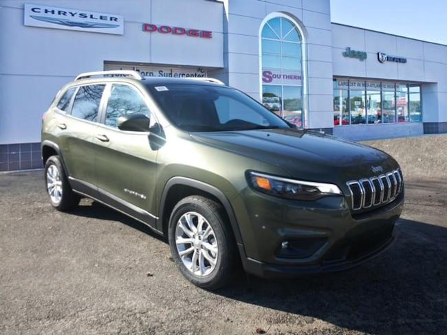 New 2019 Jeep Cherokee LATITUDE FWD Sport Utility in Norfolk