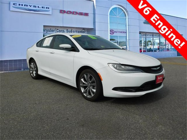 Used 2016 Chrysler 200 S Sedan