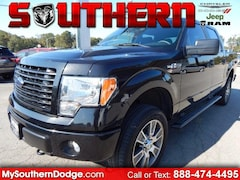 2014 Ford F-150 XLT Supercrew 6.5-ft. Bed 4WD Truck SuperCrew Cab