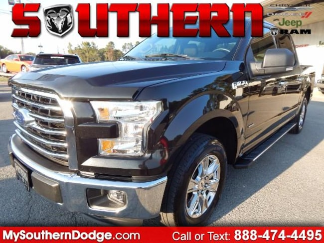 2015 Ford F-150 XLT Supercrew 5.5-ft. Bed 2WD Truck SuperCrew Cab
