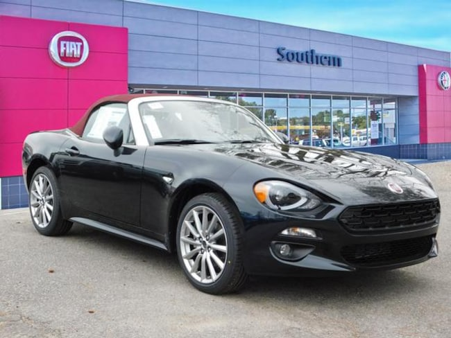 New 2019 FIAT 124 Spider Lusso Convertible in Norfolk