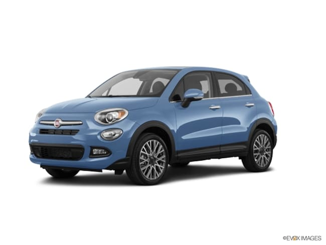New 2018 FIAT 500X LOUNGE AWD Sport Utility in Norfolk
