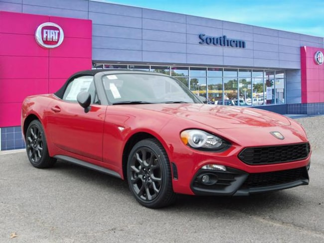 New 2019 FIAT 124 Spider ABARTH Convertible in Norfolk