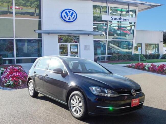 New 2019 Volkswagen Golf 1.4T S Hatchback in Chesapeake