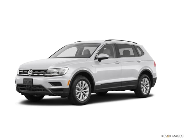 New 2019 Volkswagen Tiguan 2.0T SE SUV in Chesapeake