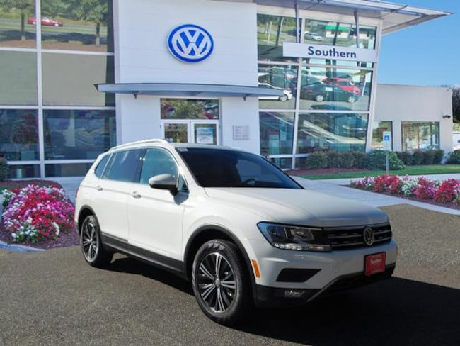 New 2019 Volkswagen Tiguan 2.0T SEL 4motion SUV in Chesapeake