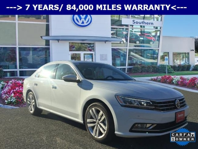 Used 2018 Volkswagen Passat 2.0T SE Sedan in Chesapeake