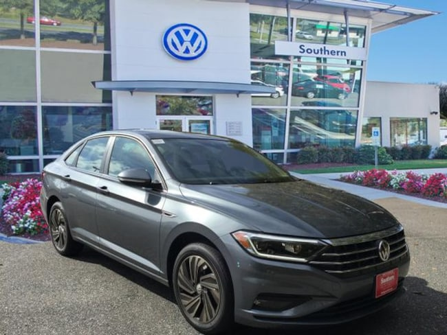 New 2019 Volkswagen Jetta 1.4T SEL Premium Sedan in Chesapeake