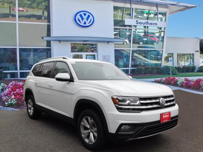 New 2019 Volkswagen Atlas SE SUV in Chesapeake