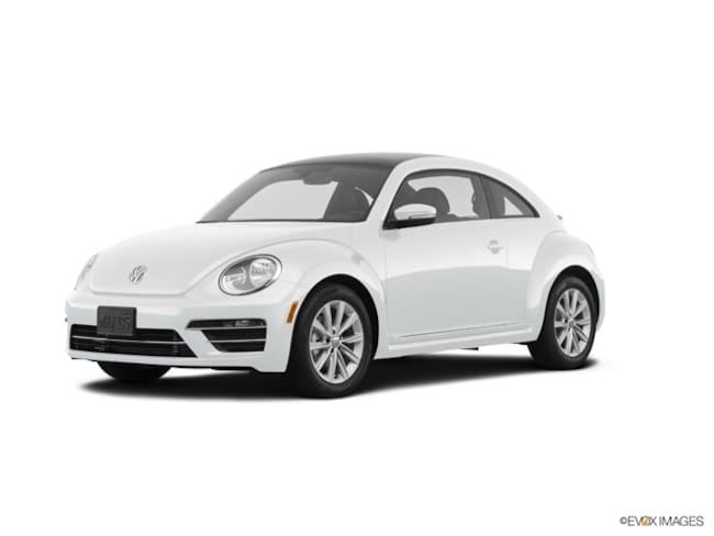 New 2019 Volkswagen Beetle 2.0T Final Edition SEL Hatchback in Chesapeake