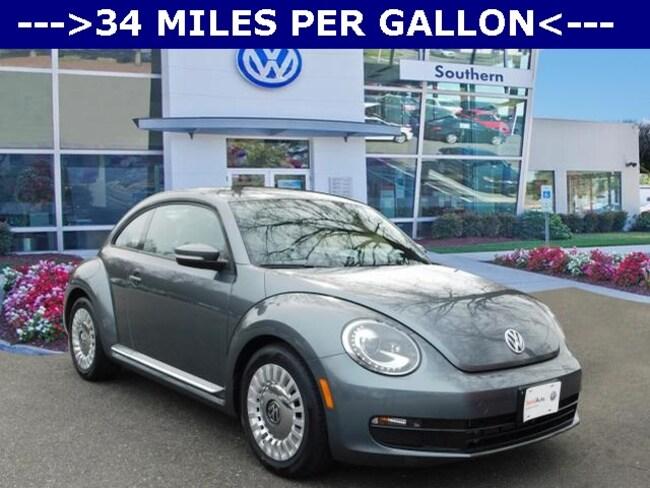 Used 2016 Volkswagen Beetle 1.8T SE Hatchback in Chesapeake