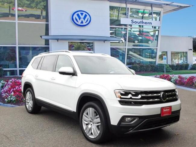 New 2018 Volkswagen Atlas V6 SEL Premium 4motion SUV in Chesapeake