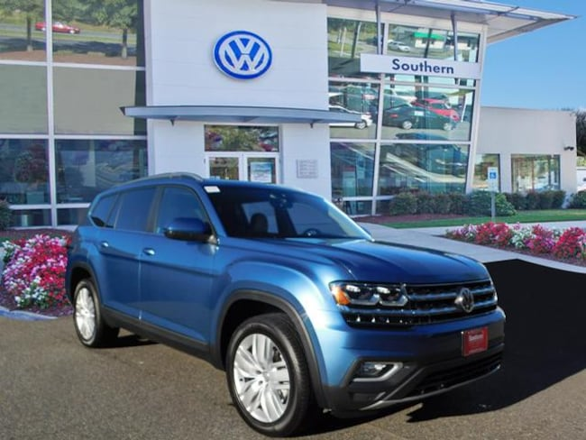 New 2019 Volkswagen Atlas V6 SEL 4motion SUV in Chesapeake