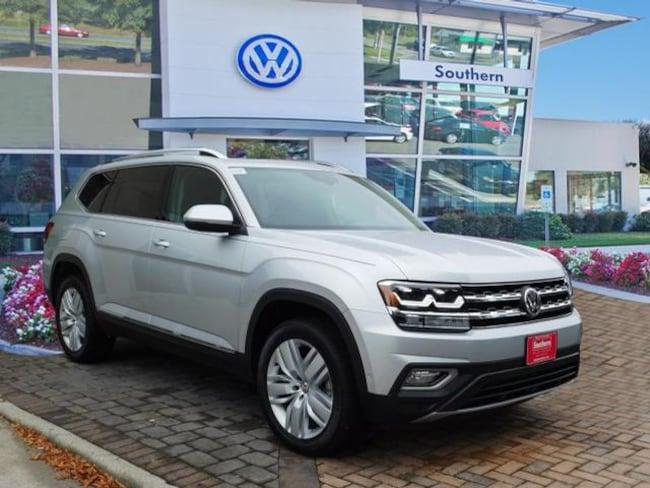 New 2019 Volkswagen Atlas V6 SEL 4motion SUV in Chesapeake